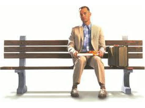 forrest gump bench 301 moved permanently