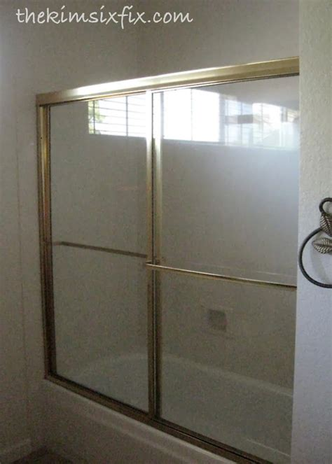 removing shower door 1000 ideas about shower door cleaning on