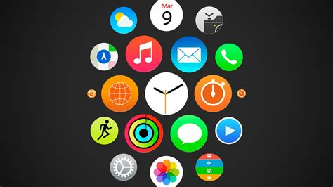 apple watch app layout on iphone tech fashion collide with coach s rumored apple watch
