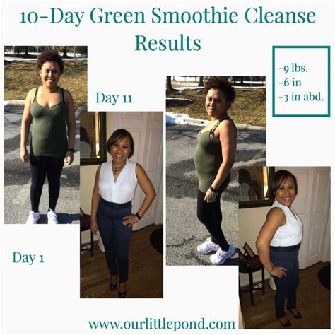 10 Day Juice Detox Weight Loss by Green Smoothie Cleanse Smoothie And This On