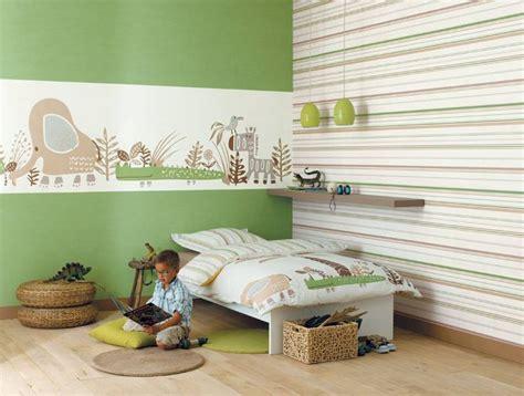 papier peint chambre enfant deco chambre bebe papier peint visuel 6