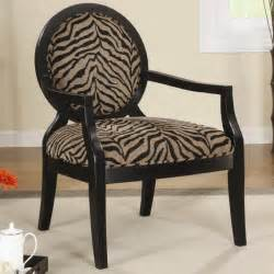 Homelegance Bedroom Furniture by Animal Print Accent Chair Accent Chairs