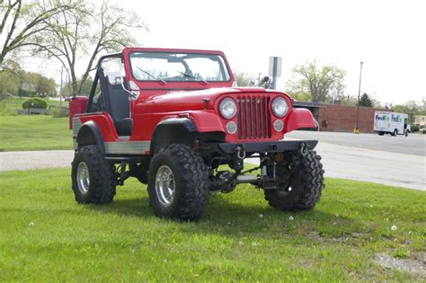 mail jeep lifted 1980 jeep cj5 lifted 4wd great summer cruiser from