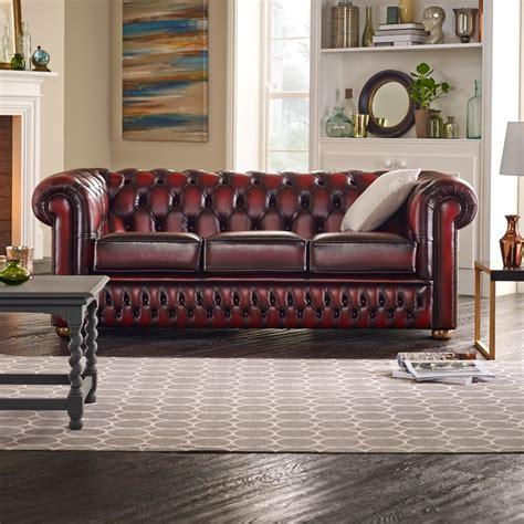 2 Seater Chesterfield Sofa Buy A 2 Seater Chesterfield Sofa At Sofas By Saxon