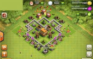 Cheats For Home Design On Iphone clash of clans builder best town hall 4 layouts heavy com