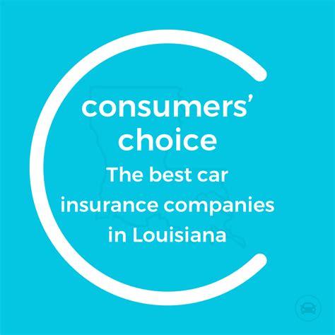 Insurance Companies In Louisiana by Best Car Insurance Companies In Louisiana Clearsurance