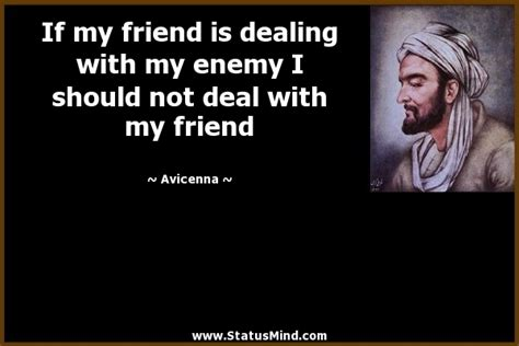 My My Enemy my enemy quotes quotesgram