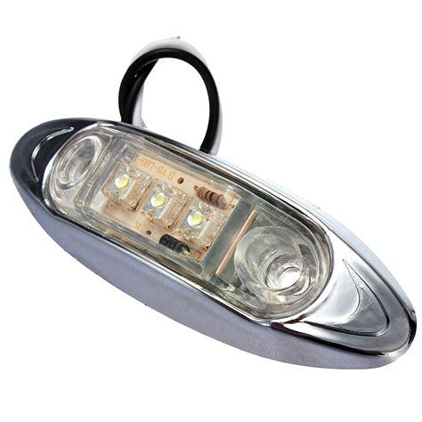 waterproof led trailer lights waterproof 12v led side marker clearance light for truck