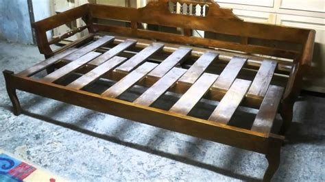 How To Make Wooden Sofa Frame by Wooden Sofa Bed