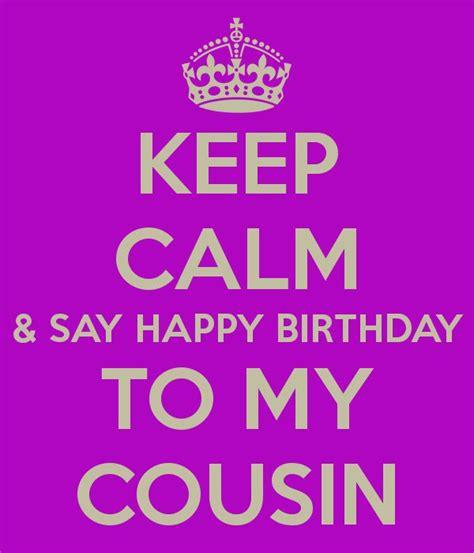 Birthday Cousin Quotes Happy Birthday Cousin Funny Quotes Quotesgram
