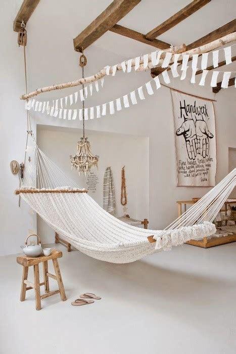 interior designs  indoor hammocks messagenote