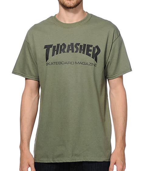 design t shirt rollerblade thrasher skate mag t shirt at zumiez pdp