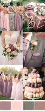 wedding theme colors 17 best ideas about mauve wedding on grey