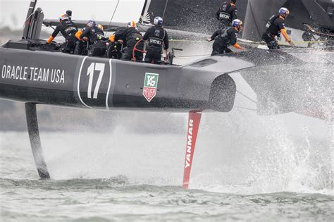 pursuit boats technical support yanmar official technical partner of oracle team usa