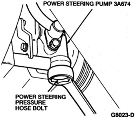 repair guides power steering pump removal installation autozone com repair guides power steering pump removal installation autozone com