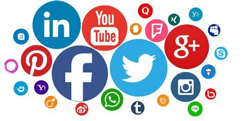 imagenes de redes sociales e internet las redes sociales tem 225 ticas y generales m 225 s utilizadas