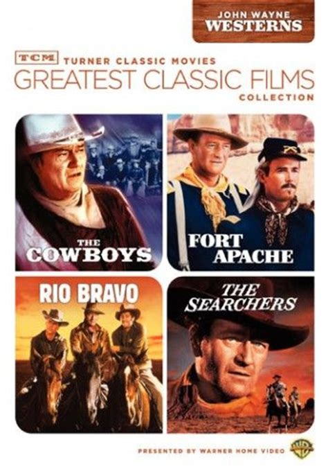cowboy film collection greatest classic films collection john wayne westerns dvd