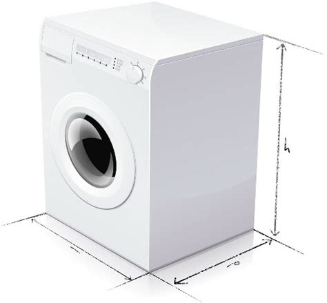 standard washer and dryer depth washing machine sizes is bigger really better