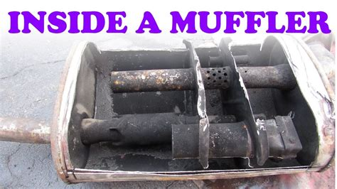 how a works how a muffler works