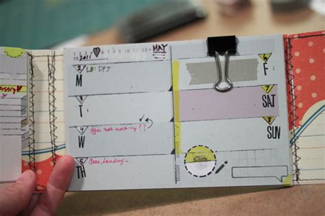 make your own index cards aprons and apples your own diy day planner tons