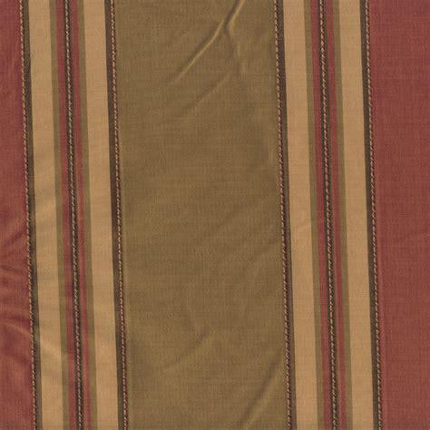 How To Clean Silk Upholstery by 13 Yd Bellingham Garnet Stripe Faux Silk Drapery