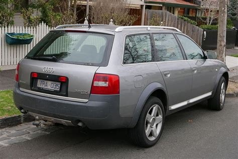 how it works cars 2005 audi allroad parental controls 5 pioneering crossover sedans and wagons that inspired the volvo s60 cross country slashgear