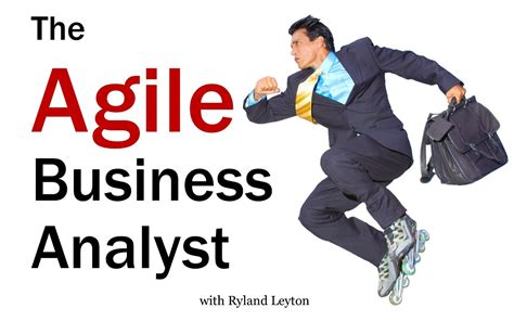 Business Analyst After Mba by The Agile Ba