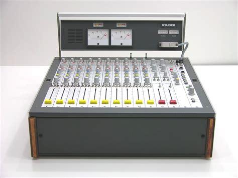 Studer Sound Pinterest Mixers Studio Mixer Desk