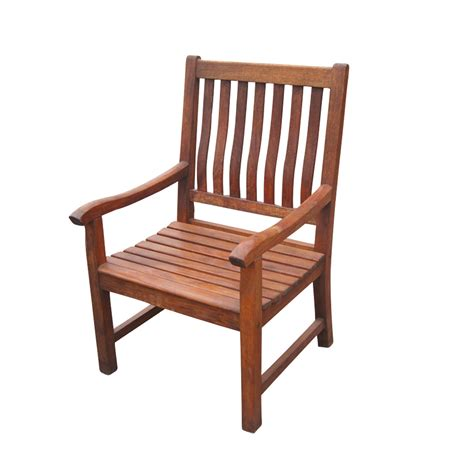 Outdoor Dining Chair Vintage Nauteak Outdoor Dining Chair Ebay