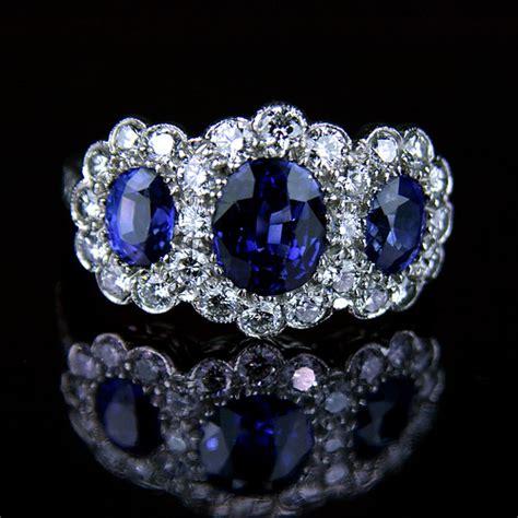 bling fling and sapphire rings