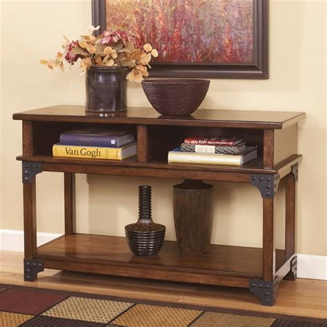 ashley furniture murphy console console table  medium