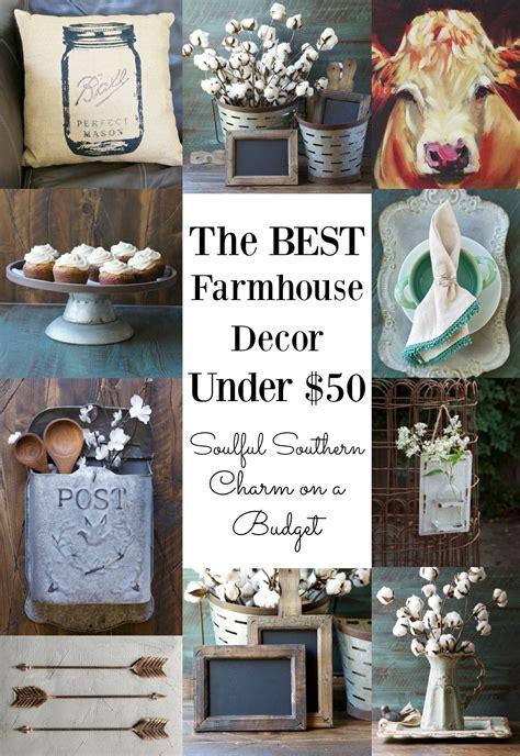 affordable home decor the best farmhouse decor 50 i this vintage