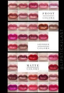 lipsense colors best 25 lipsense color chart ideas on lip