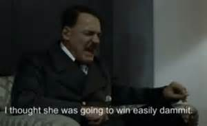 Hitler Movie Meme - hitler downfall parodies being removed from youtube but