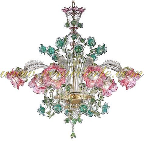 murano kronleuchter elisa murano glass chandelier
