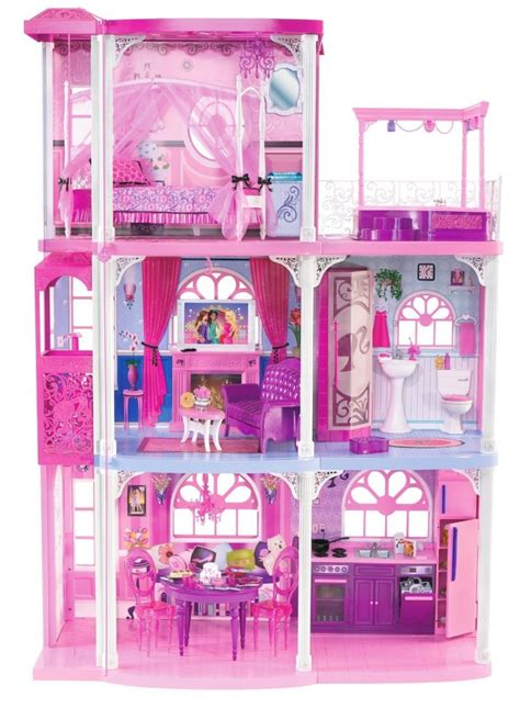 dream house barbie barbie dream house 99 00 on amazon addictedtosaving com