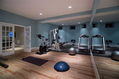 what s the best color for a workout room color calling