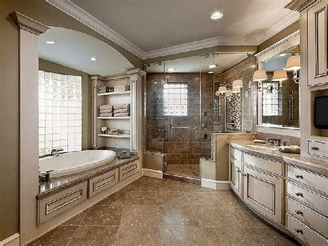 Master Bathrooms Ideas by Luxurious Master Bathroom Design Ideas 13