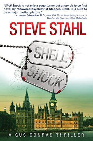 what you a gus murphy novel books shell shock a gus conrad thriller by steve stahl