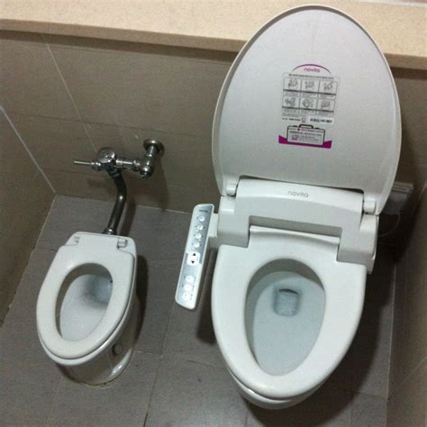 bidet korea toilets at shops toilography