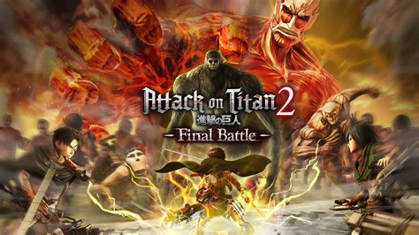 attack  titan  final battle review ani game news