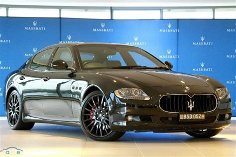 maserati quattroporte 2010 2010 maserati quattroporte photos informations articles