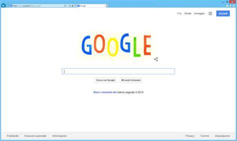 come impostare google come pagina iniziale in internet come impostare google come pagina iniziale salvatore