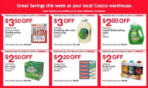 Costco Flyer This Week   2017   2018 Best Cars Reviews