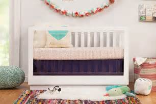 Harlow 3 In 1 Convertible Crib Harlow 3 In 1 Convertible Crib With Toddler Bed Conversion Kit Acrylic Babyletto