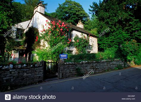 buy house lake district wordsworth s house dove cottage grasmere the lake district stock photo royalty