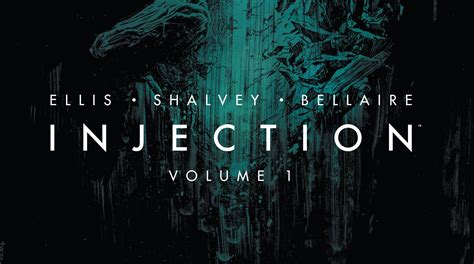libro injection volume 1 injection injection vol 1 recensione myreviews it