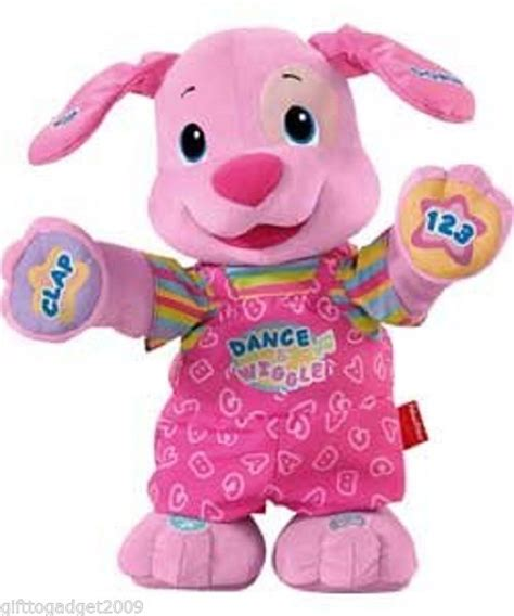 puppy play fisher price fisher price n play puppy pink new gift to gadget