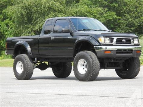 1995 Toyota Tacoma 4x4 For Sale 1995 Toyota Tacoma 4x4 Lifted Cab For Sale In