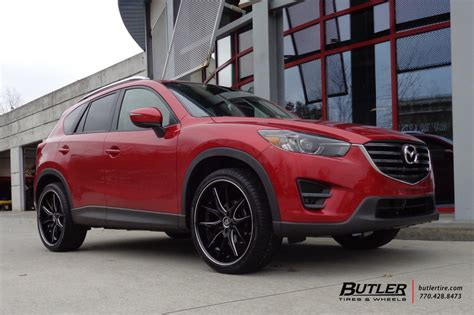 mazda rt 22 mazda cx5 with 22in lexani r twelve wheels exclusively